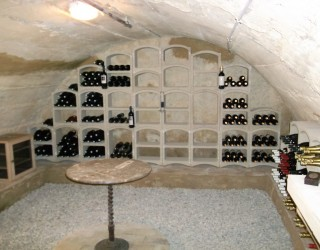 Aménagement d'une cave
